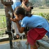 2011: Studny pro vesnické školy