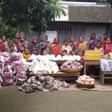 2020: Potravinová pomoc COVID-19