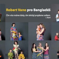2013: Kalendář Robert Vano pro Bangladéš