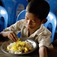 20 obědů dětem
